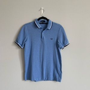 Fred Perry Blue Polo